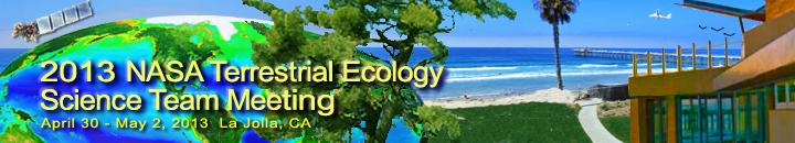 2010 NASA Terrestrial Ecology Science Team Meeting