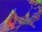 Landsat post-Katrina image