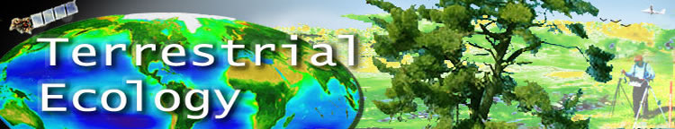 terrestrial ecology website banner