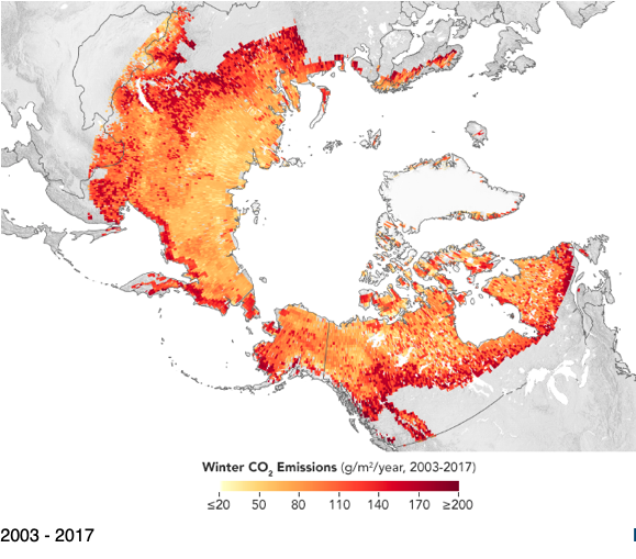 Permafrost Becoming a Carbon Source Instead of a Sink